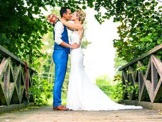 Le mariage de Elise et Henri