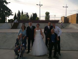 Le mariage de Stéphanie et Albain