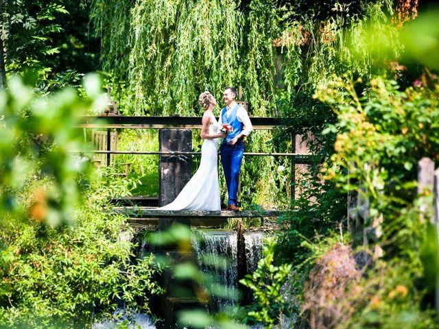 Le mariage de Henri et Elise à Imbsheim, Bas Rhin 1
