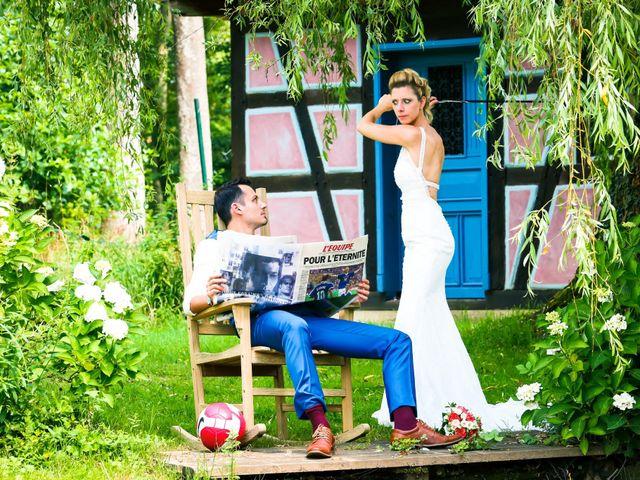 Le mariage de Henri et Elise à Imbsheim, Bas Rhin 47