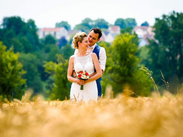 Le mariage de Henri et Elise à Imbsheim, Bas Rhin 2