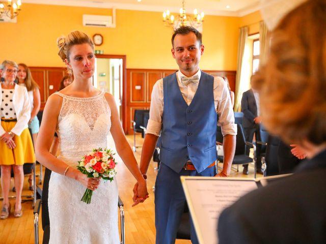 Le mariage de Henri et Elise à Imbsheim, Bas Rhin 78