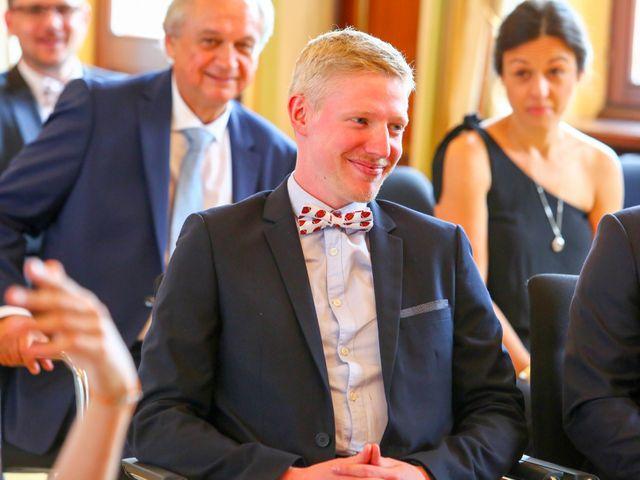 Le mariage de Henri et Elise à Imbsheim, Bas Rhin 84