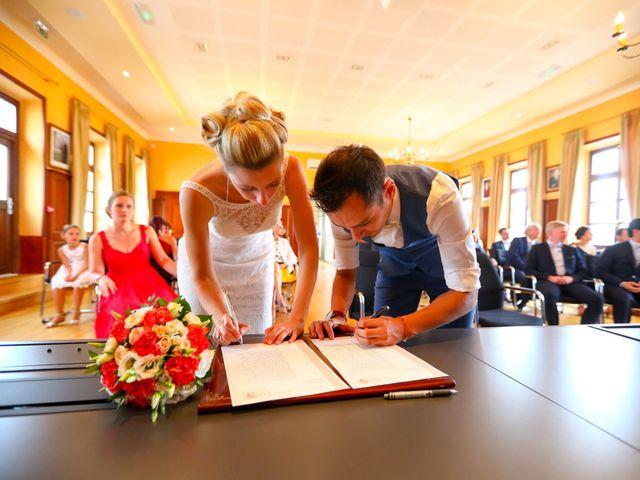 Le mariage de Henri et Elise à Imbsheim, Bas Rhin 90