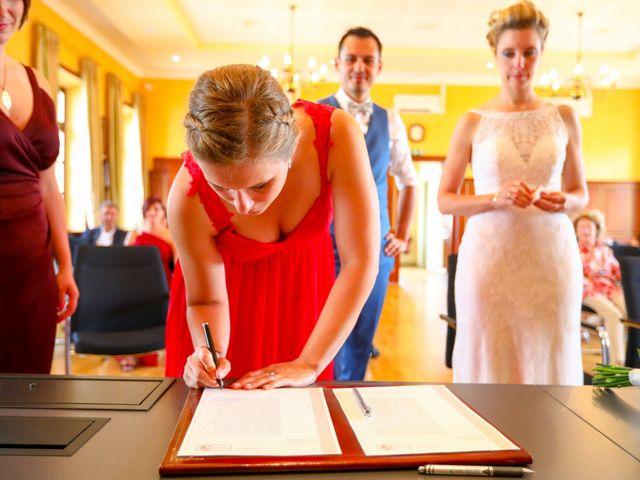 Le mariage de Henri et Elise à Imbsheim, Bas Rhin 92