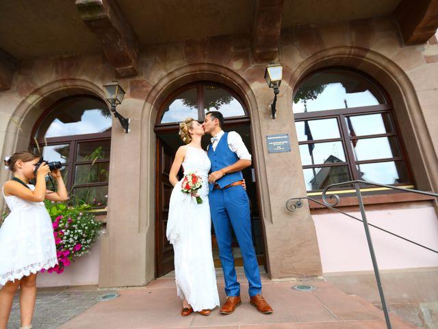 Le mariage de Henri et Elise à Imbsheim, Bas Rhin 97