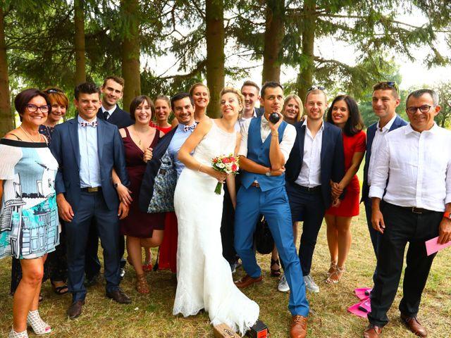 Le mariage de Henri et Elise à Imbsheim, Bas Rhin 134