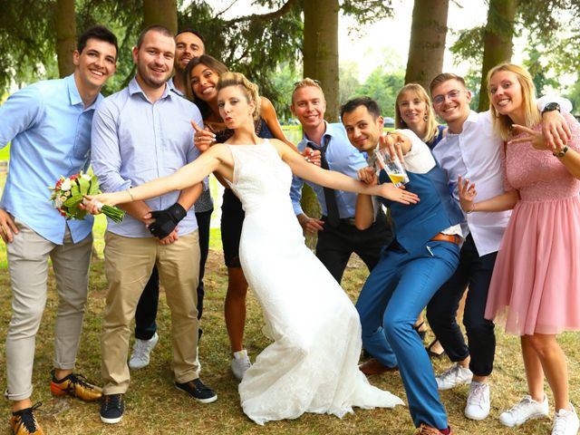 Le mariage de Henri et Elise à Imbsheim, Bas Rhin 137