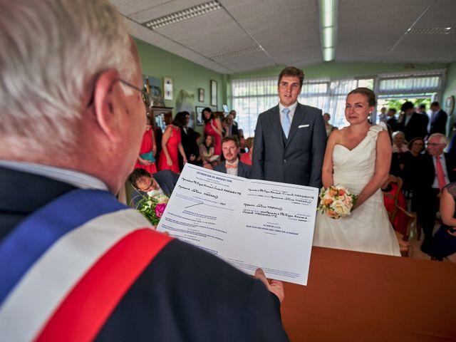 Le mariage de Philippe et Céline à Thury-Harcourt, Calvados 33