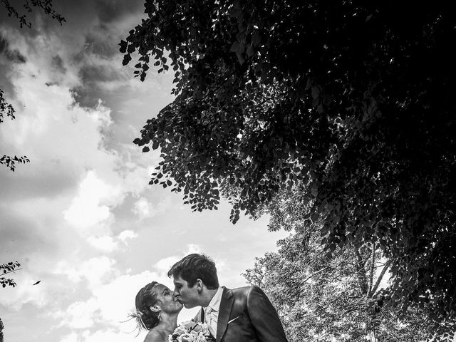 Le mariage de Philippe et Céline à Thury-Harcourt, Calvados 93