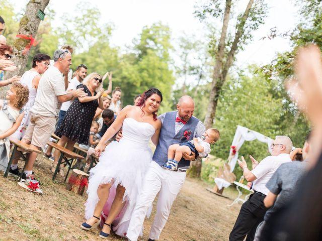 Le mariage de Fanny et Sébastien