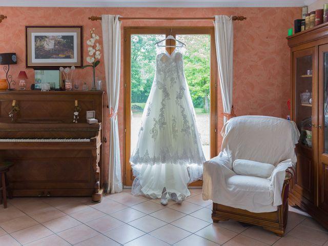 Le mariage de Kevin et Prisca à Servon, Seine-et-Marne 8