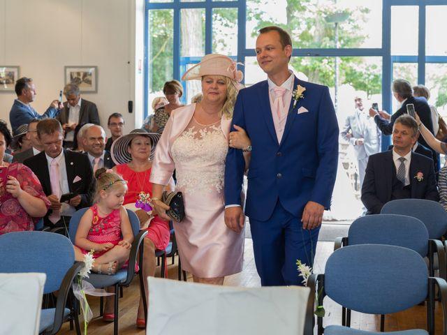 Le mariage de Kevin et Prisca à Servon, Seine-et-Marne 15