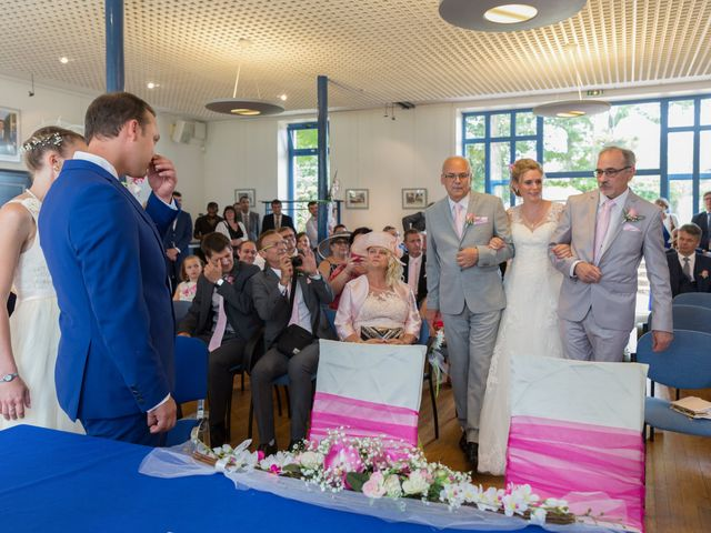 Le mariage de Kevin et Prisca à Servon, Seine-et-Marne 16