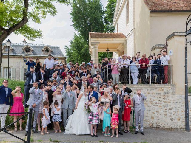 Le mariage de Kevin et Prisca à Servon, Seine-et-Marne 33