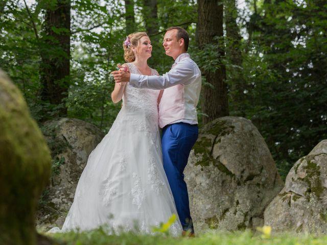 Le mariage de Kevin et Prisca à Servon, Seine-et-Marne 44