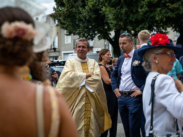 Le mariage de Rémy et Laure à Angoulême, Charente 46