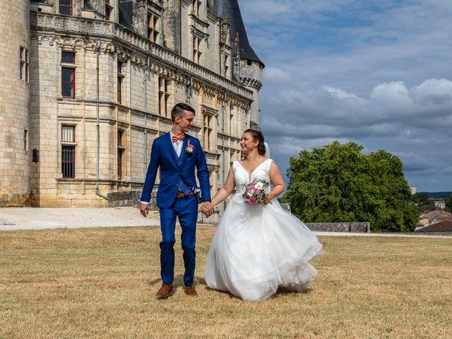 Le mariage de Rémy et Laure à Angoulême, Charente 51