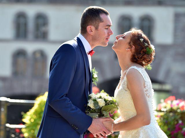 Le mariage de Adrien et Aurélie à Schweighouse-sur-Moder, Bas Rhin 2