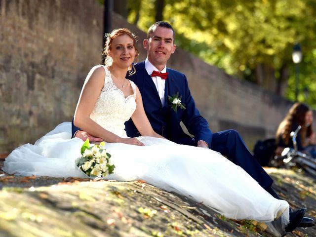 Le mariage de Adrien et Aurélie à Schweighouse-sur-Moder, Bas Rhin 5