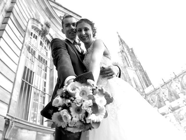Le mariage de Adrien et Aurélie à Schweighouse-sur-Moder, Bas Rhin 6