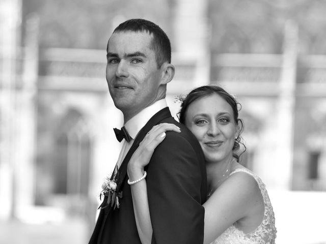 Le mariage de Adrien et Aurélie à Schweighouse-sur-Moder, Bas Rhin 7