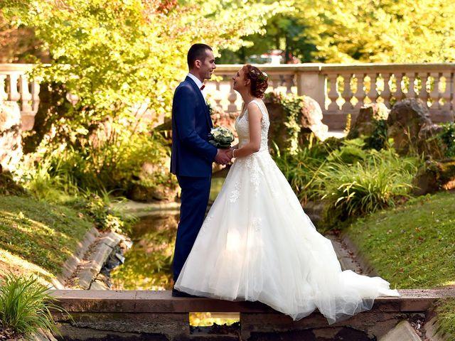 Le mariage de Adrien et Aurélie à Schweighouse-sur-Moder, Bas Rhin 10