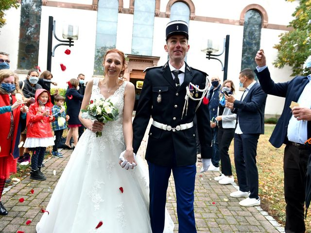 Le mariage de Adrien et Aurélie à Schweighouse-sur-Moder, Bas Rhin 24