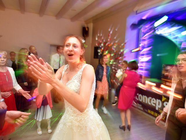 Le mariage de Adrien et Aurélie à Schweighouse-sur-Moder, Bas Rhin 34