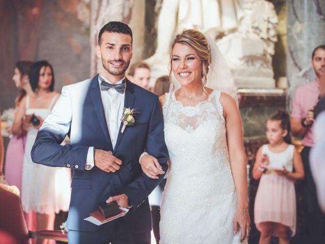 Le mariage de Ismael et Emilie à Merville, Haute-Garonne 12