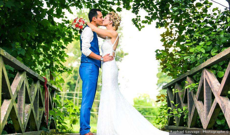 Le mariage de Henri et Elise à Imbsheim, Bas Rhin
