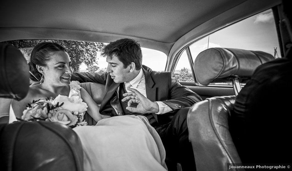 Le mariage de Philippe et Céline à Thury-Harcourt, Calvados