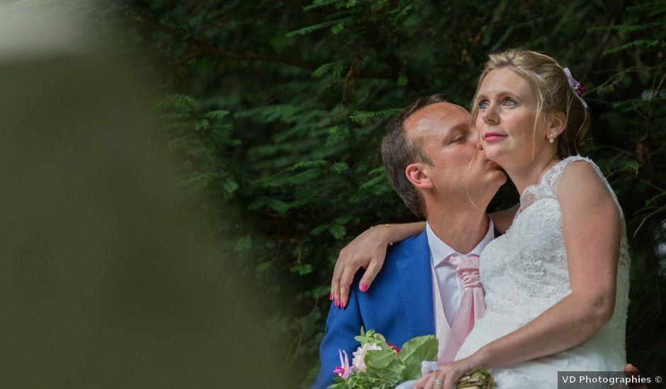 Le mariage de Kevin et Prisca à Servon, Seine-et-Marne