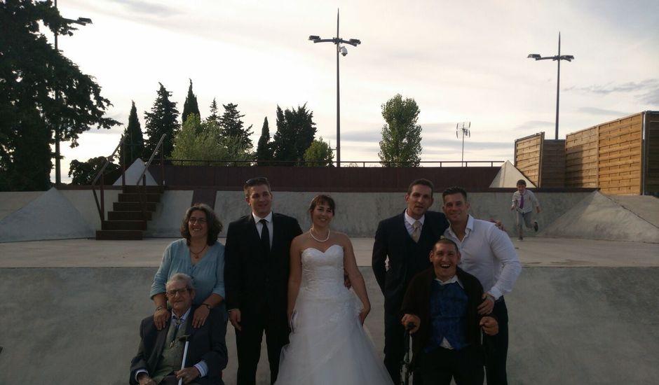 Le mariage de Albain et Stéphanie à Saint-Pargoire, Hérault