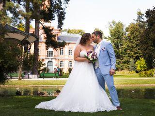 Le mariage de Olivier et Charlotte 1