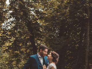 Le mariage de Amandine et Léo 1