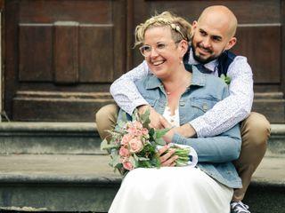 Le mariage de Coralie et Julien