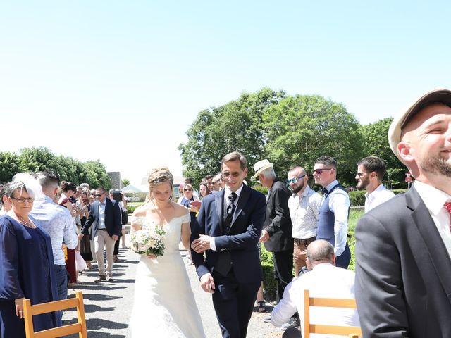 Le mariage de Manu et Aude à Doix, Vendée 5