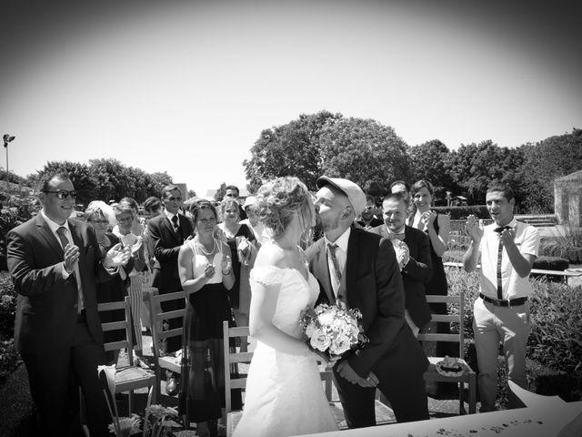 Le mariage de Manu et Aude à Doix, Vendée 7