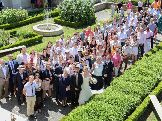 Le mariage de Manu et Aude à Doix, Vendée 8