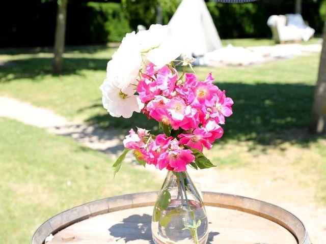 Le mariage de Manu et Aude à Doix, Vendée 15