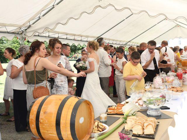 Le mariage de Manu et Aude à Doix, Vendée 16