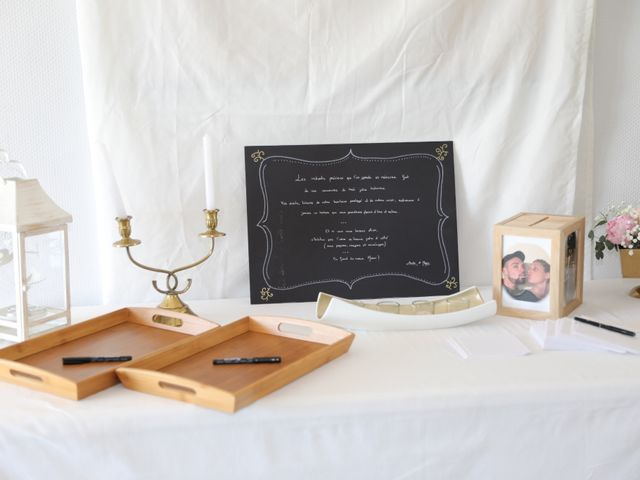 Le mariage de Manu et Aude à Doix, Vendée 25
