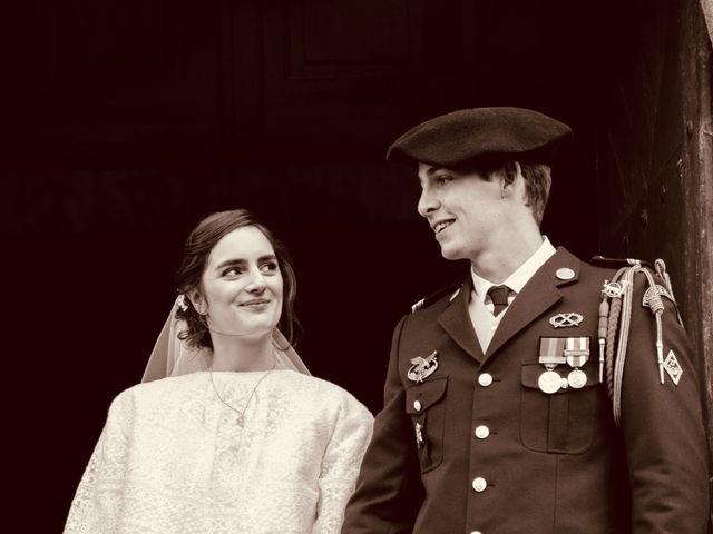 Le mariage de Marie et Louis