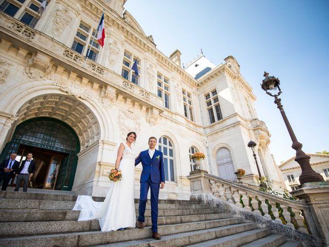 Le mariage de Adrien et Anne à Niort, Deux-Sèvres 11