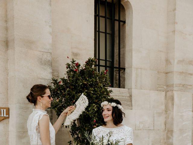 Le mariage de Damien et Camille à Saint-Gilles, Gard 20