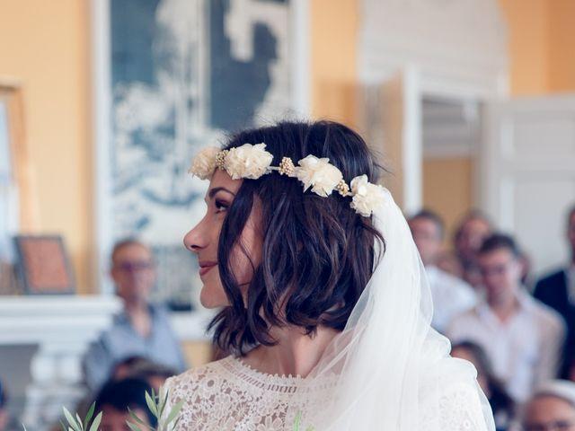 Le mariage de Damien et Camille à Saint-Gilles, Gard 37