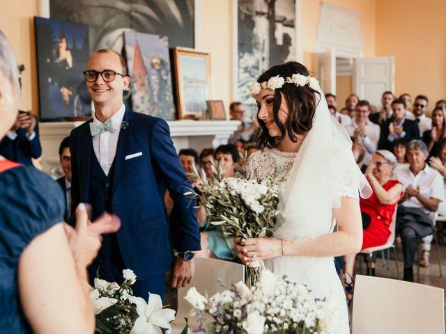 Le mariage de Damien et Camille à Saint-Gilles, Gard 40