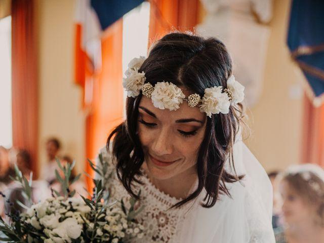 Le mariage de Damien et Camille à Saint-Gilles, Gard 41