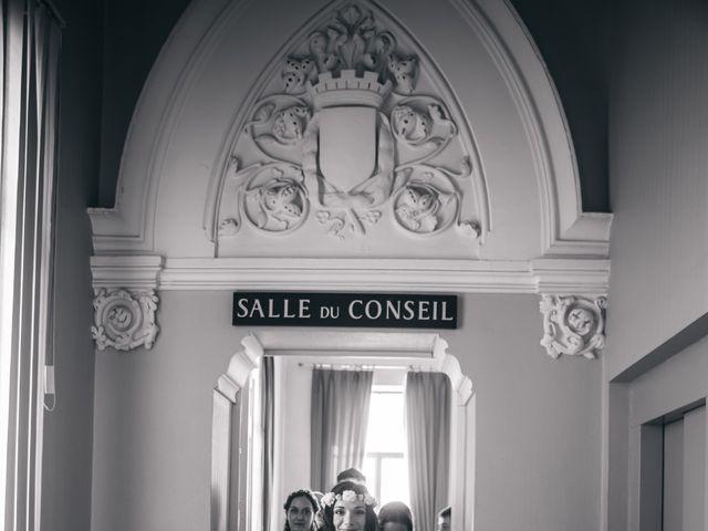 Le mariage de Damien et Camille à Saint-Gilles, Gard 44